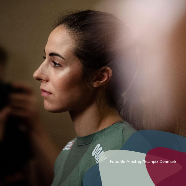 Louise Burgaard People-In-Sport